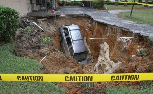 If you are going to file a sinkhole claim don't wait